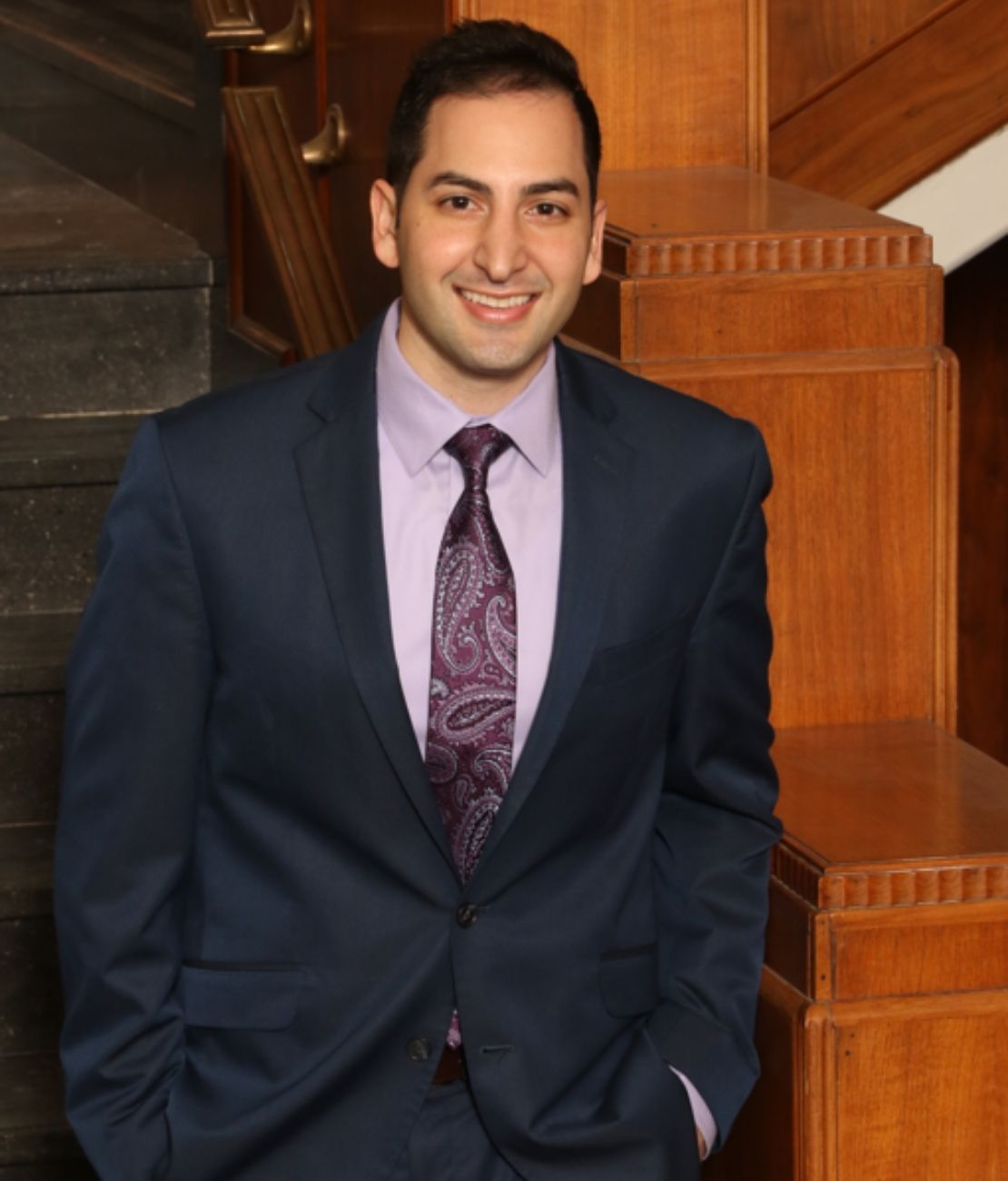 Dr. Brandon Shoukri